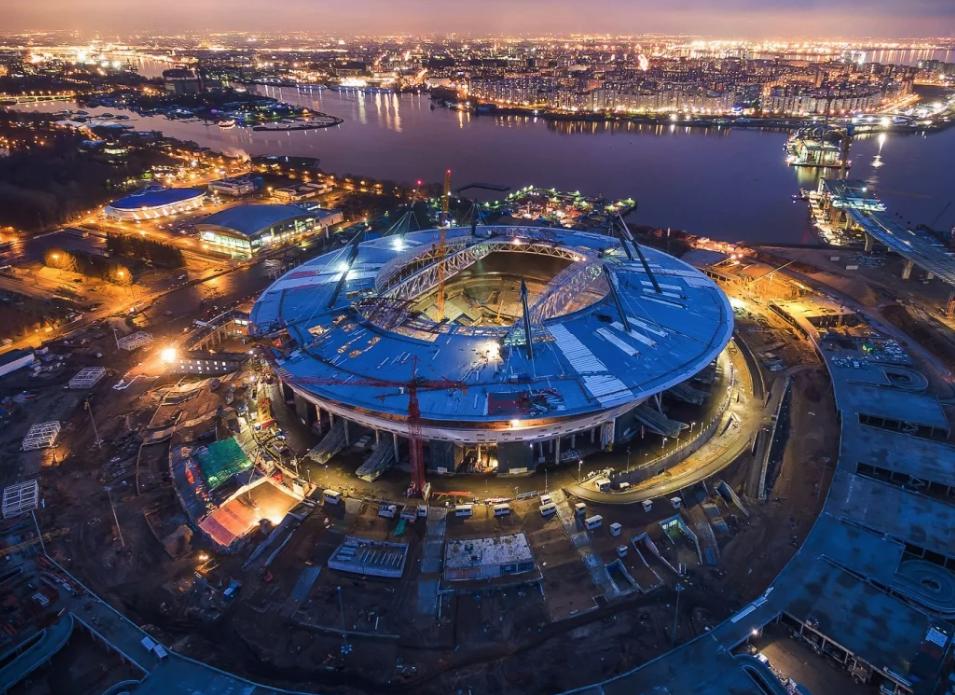 Масштабная фан-зона страны покажет выездную игру со«Спартаком»