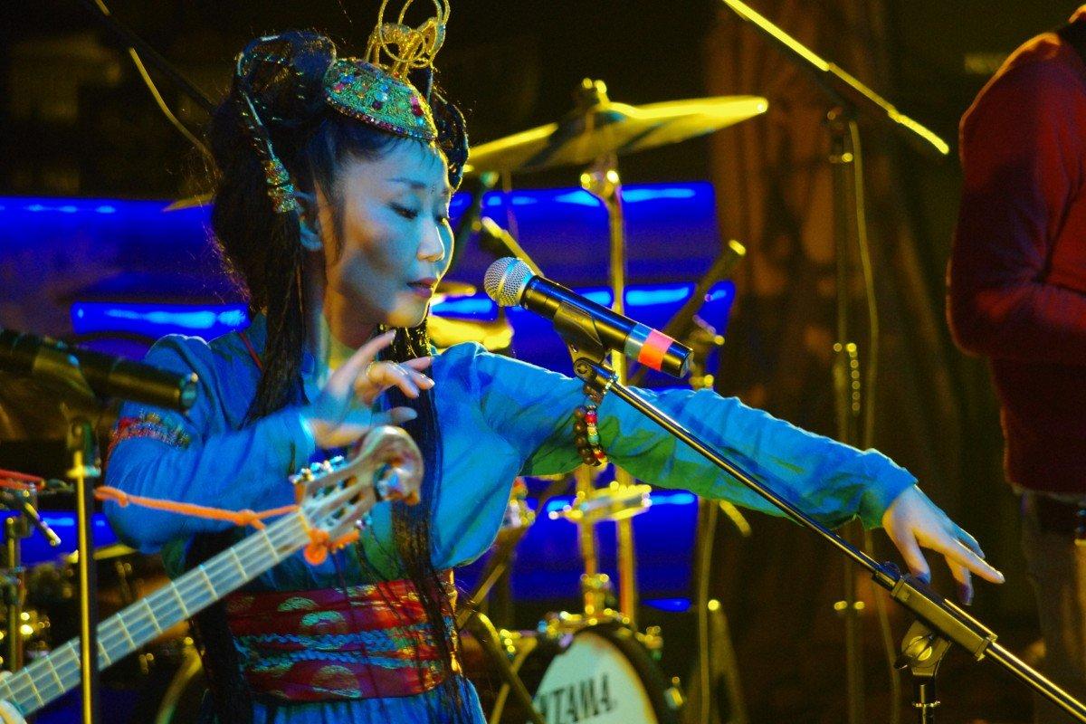 Namgar. Концерт этнической музыки