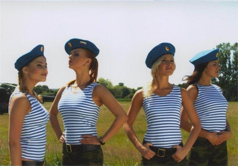 Праздник «Морская душа— День рождения российской тельняшки»