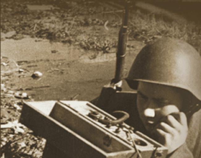 Выставка «Военная связь: история иновые вызовы»