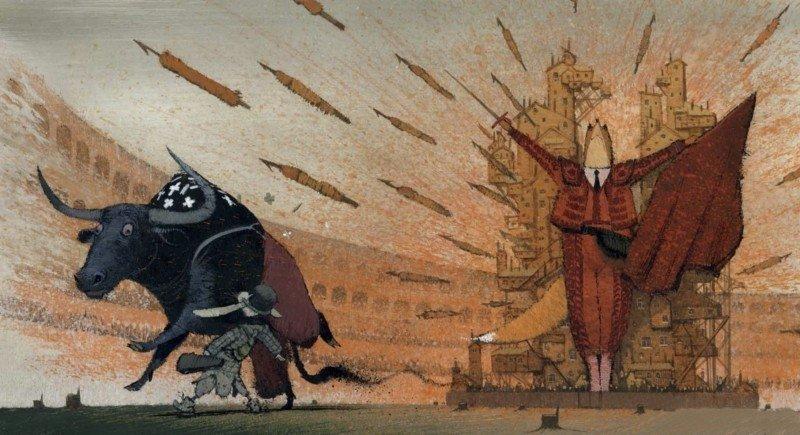 Выставка Игоря Олейникова «Сказки +»