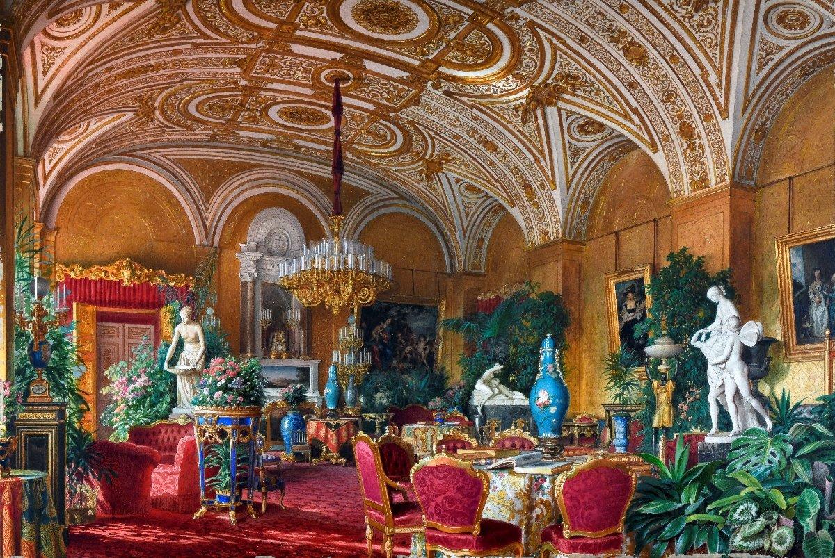 Выставка «Старый Петербург. Столица иокрестности»