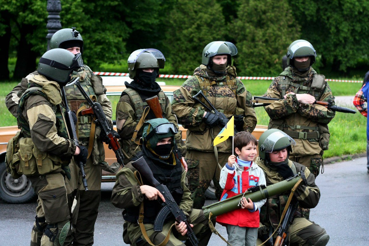 День спецназа внутренних войск России 2016