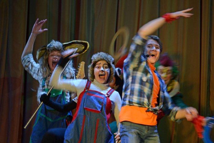 Детский театральный фестиваль «Идём вТеатр»