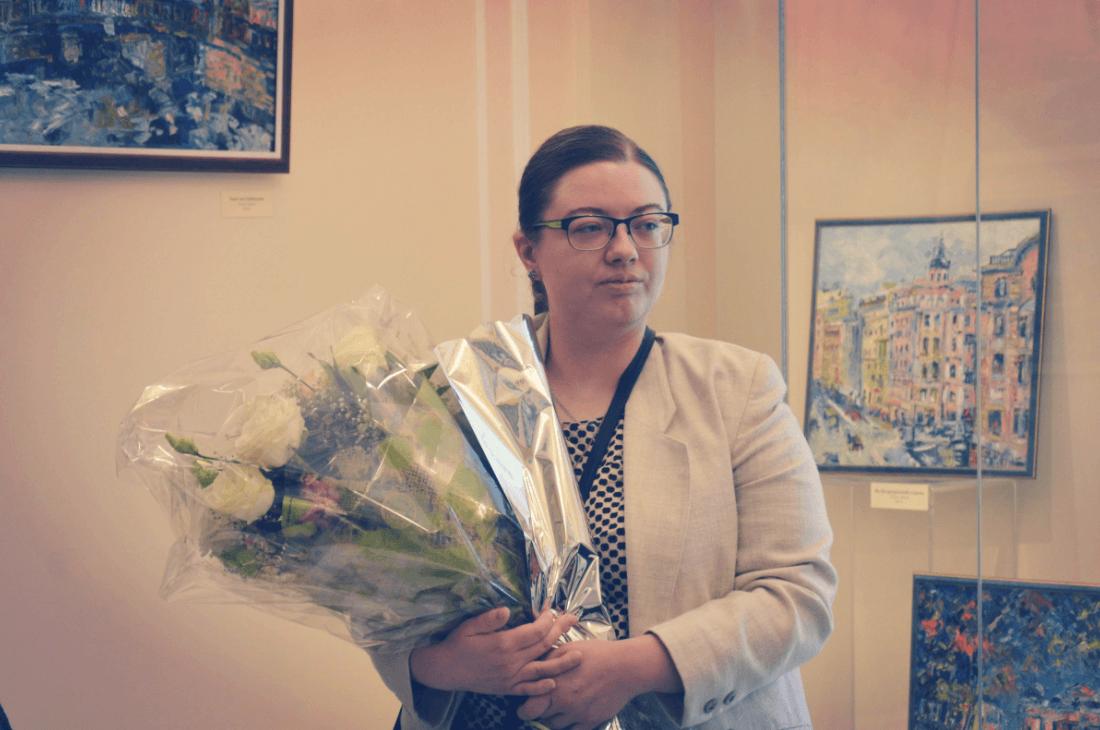 Выставочный проект Юлии Колактионовой «Песнь оРоссии»