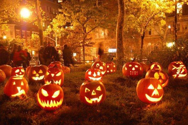 Праздник Хэллоуина 2016
