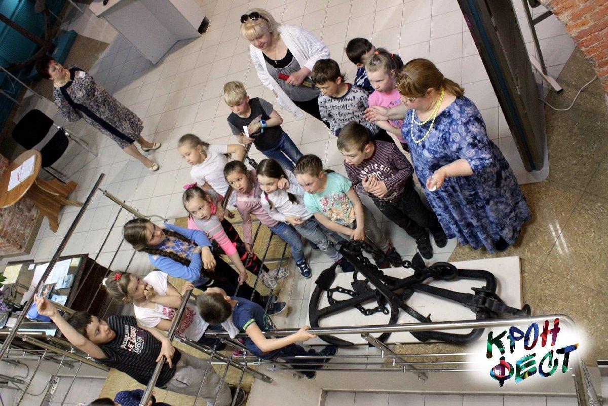 Кронштадтский экологический фестиваль «КронФест 2018»