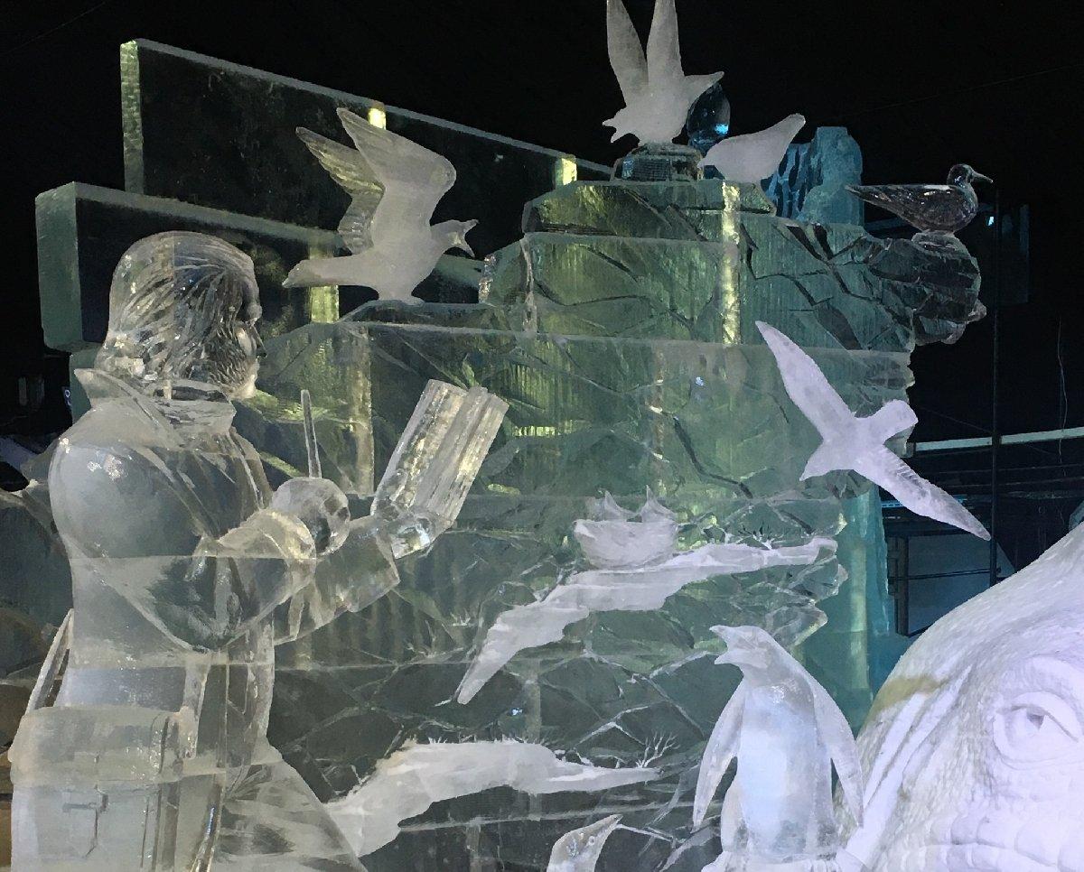 Фестиваль ледовых скульптур «ICE FANTASY-2019»