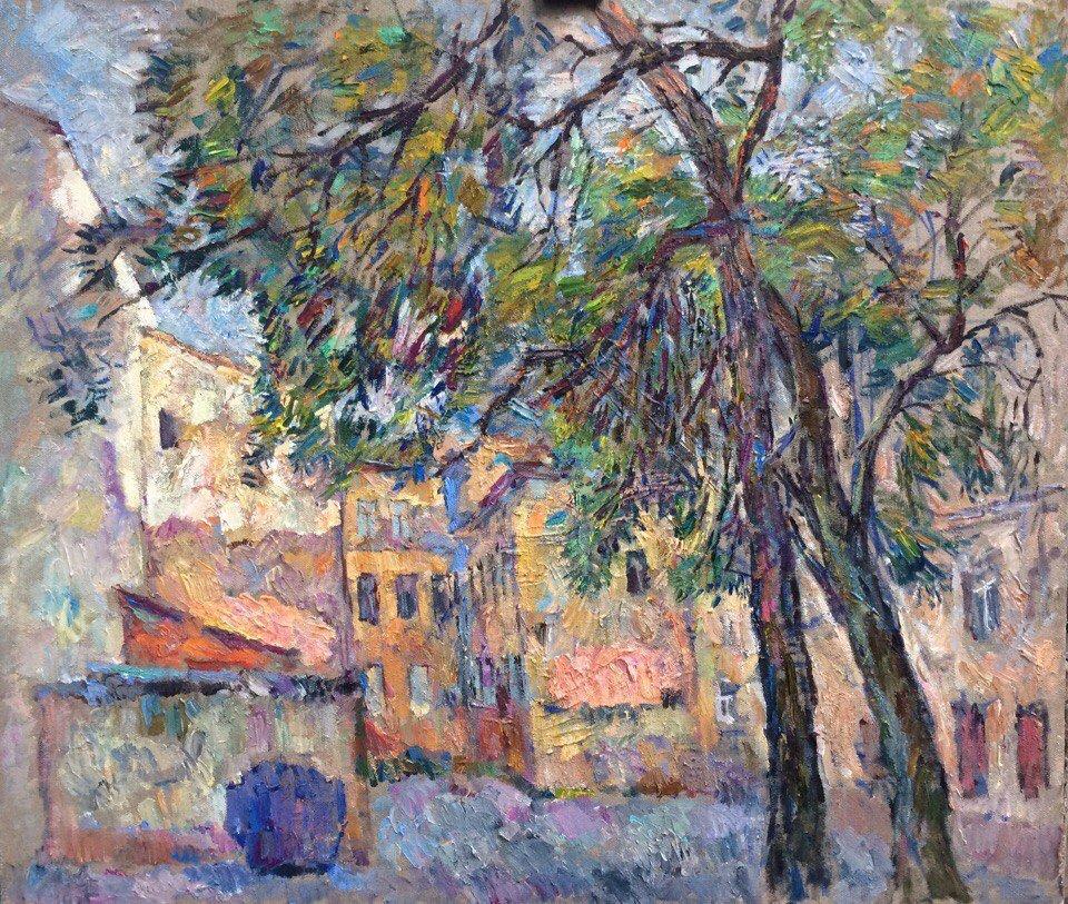 Выставка живописи ирельефа «Среда»