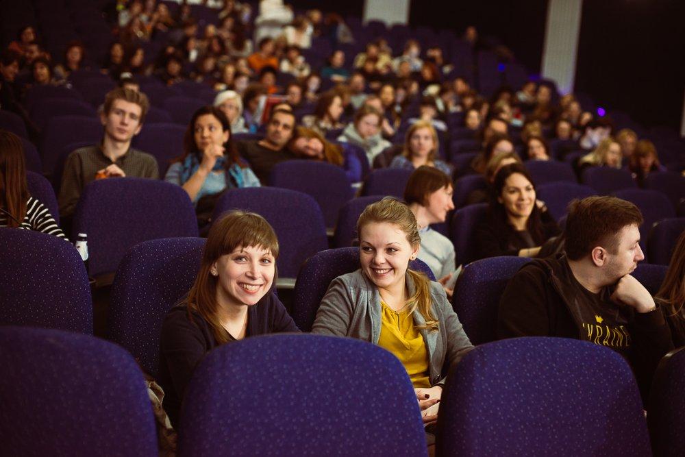 Фестиваль французского кино LECINEMA FRANCAIS вСанкт-Петербурге 2018