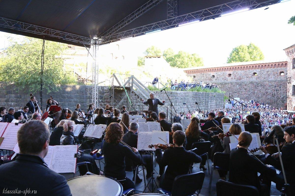 Фестиваль «Мелодия трёх морей 2019»