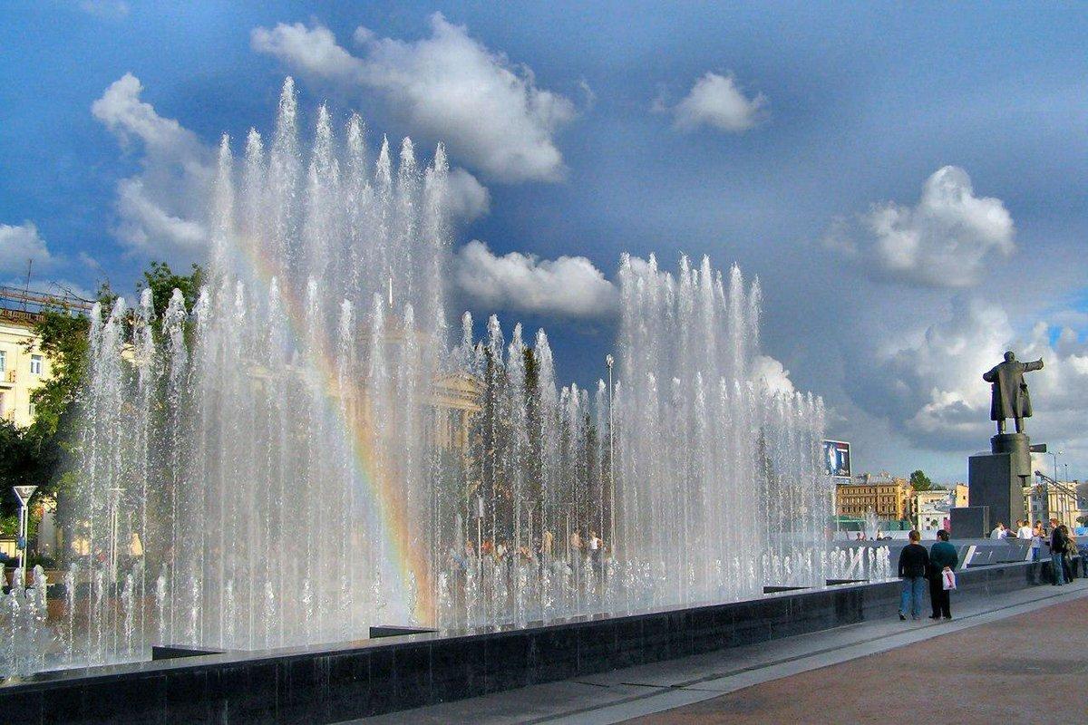 График работы светомузыкальных фонтанов вСанкт-Петербурге 2020