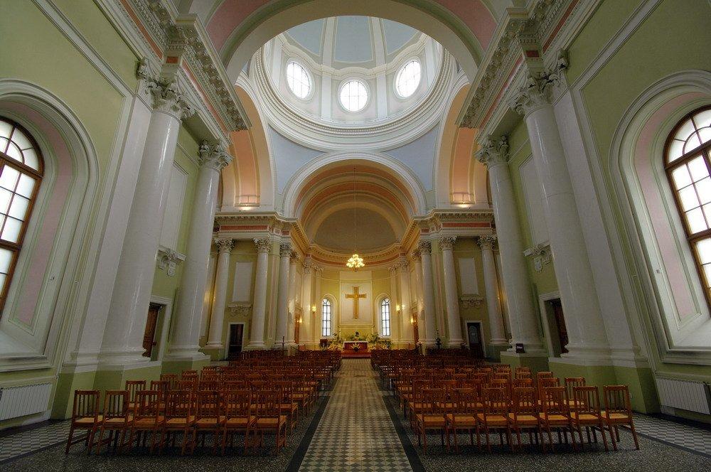 Органные вечера вбазилике святой Екатерины