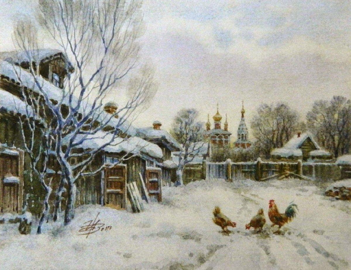 Выставка Ольги Ивлевой вАрт-галерее «Мольберт»