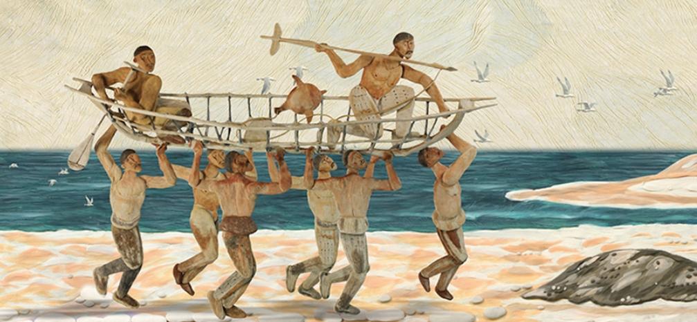 Выставка «Мифы ивещи: искусство древних эскимосов Эквена»