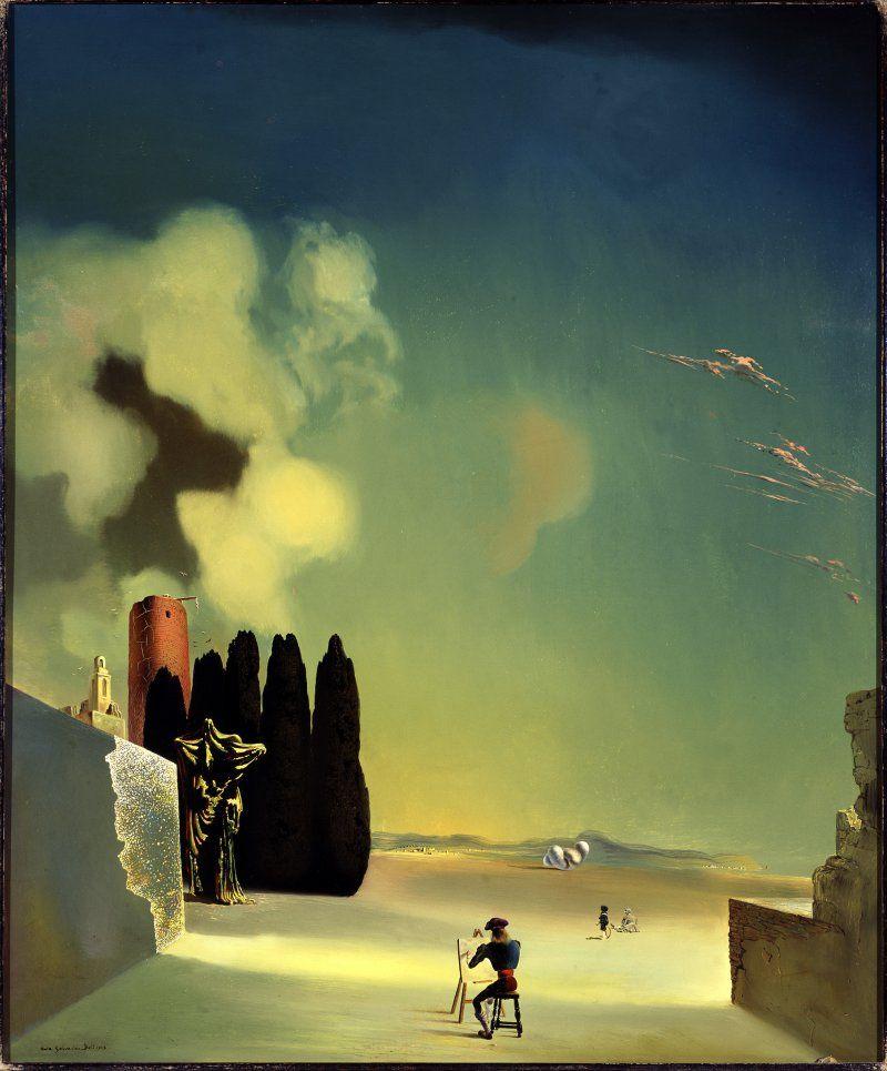 Выставка «Сальвадор Дали. Сюрреалист иклассик»