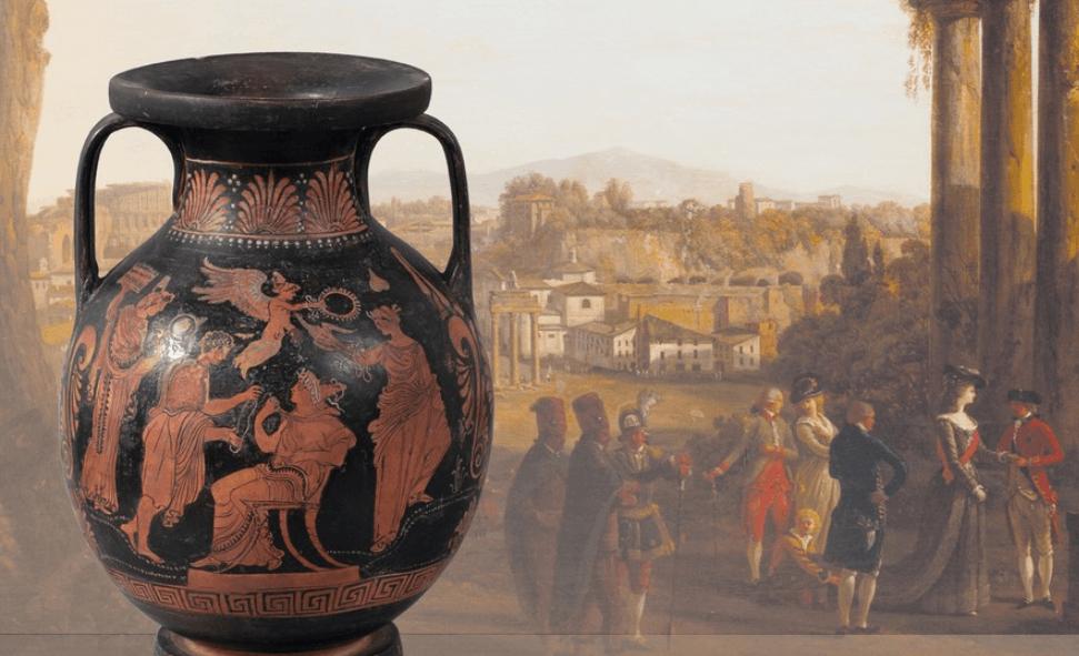 Выставка «Античные коллекции императрицы Марии Федоровны»