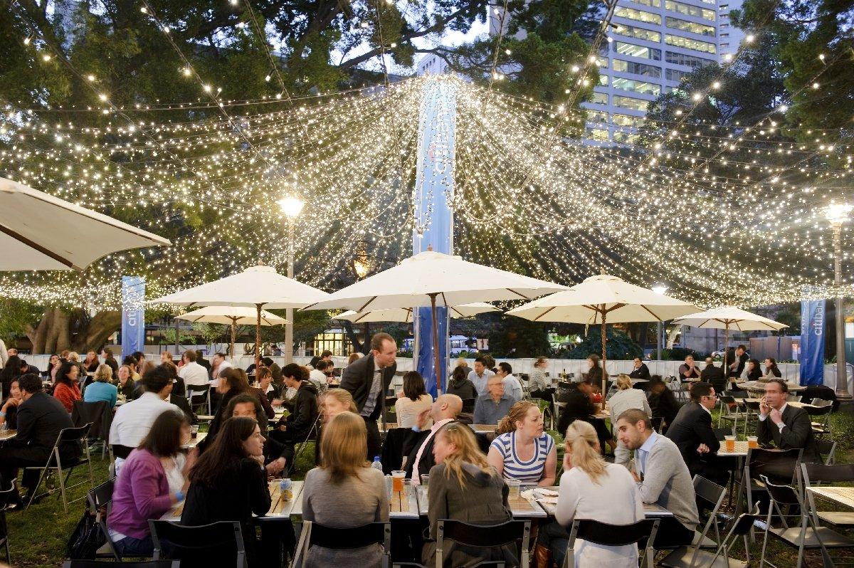 Большой летний Фестиваль еды вМега Парке