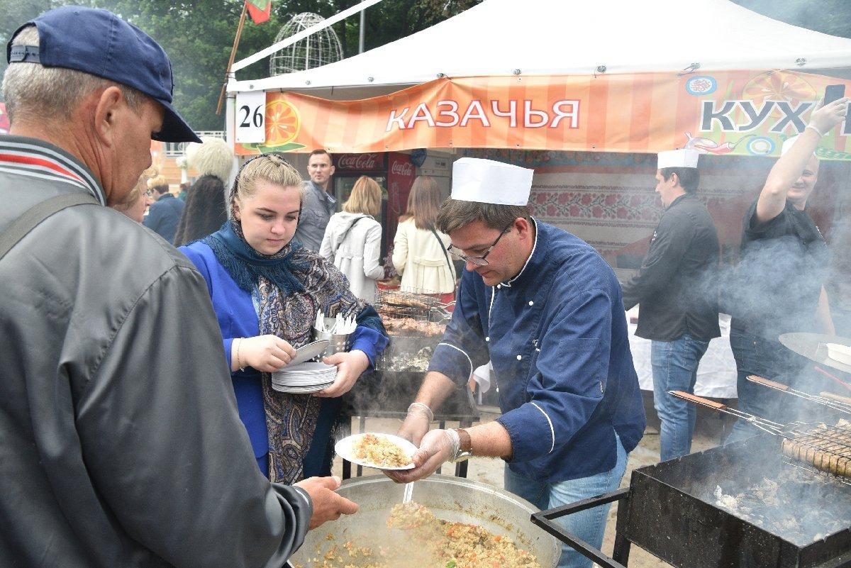 Фестиваль национальных кухонь 2019