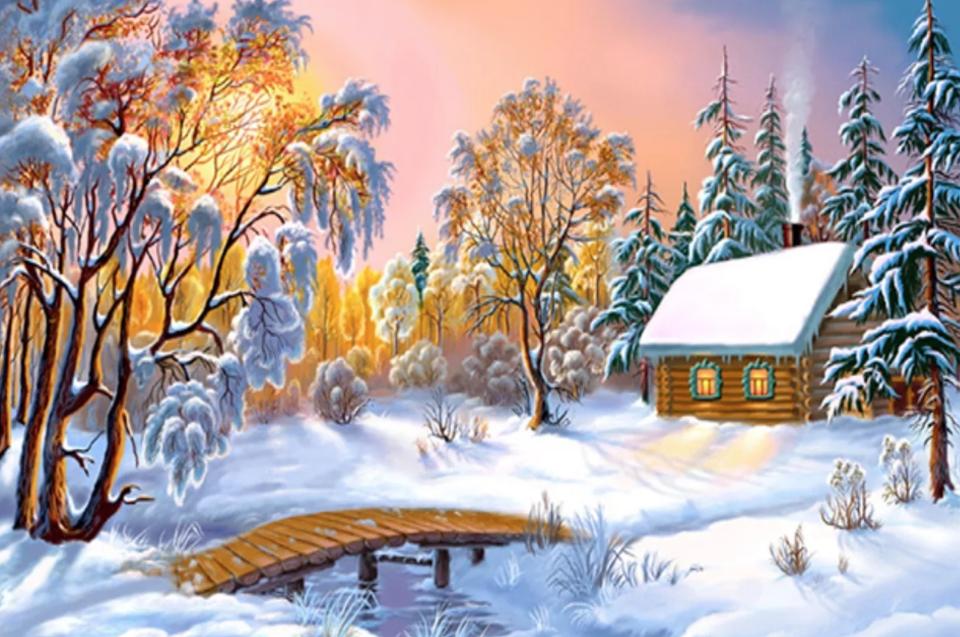 Выставка «Зимний вернисаж»