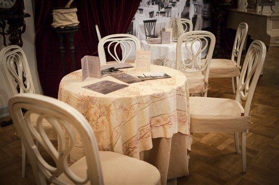Выставка «Петербургский Монмартр: cinma»