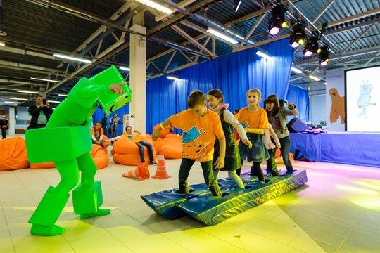 Международный фестиваль поробототехнике «РобоФинист 2018»