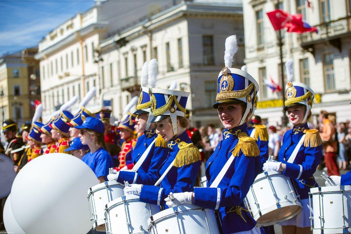 День города Санкт-Петербург 2020