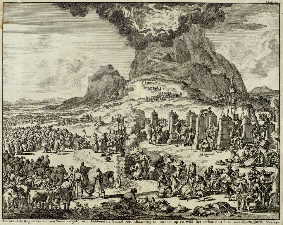 Выставка «Библия вграфике Яна Лёйкена»