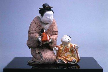 Выставка «Японские куклы»
