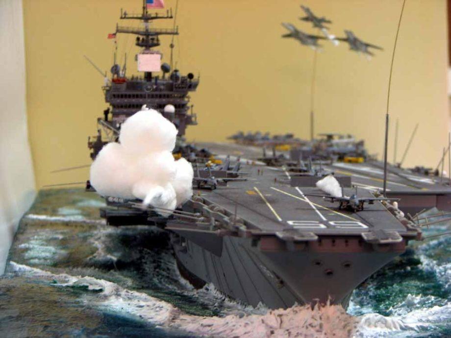 Выставка «Российскому флоту– быть!»