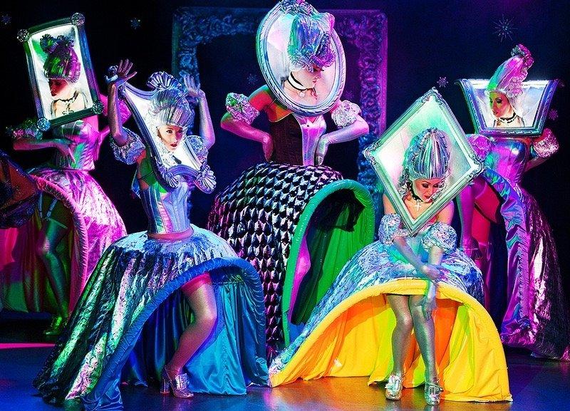 Цирковое представление «Королевство волшебных зеркал»
