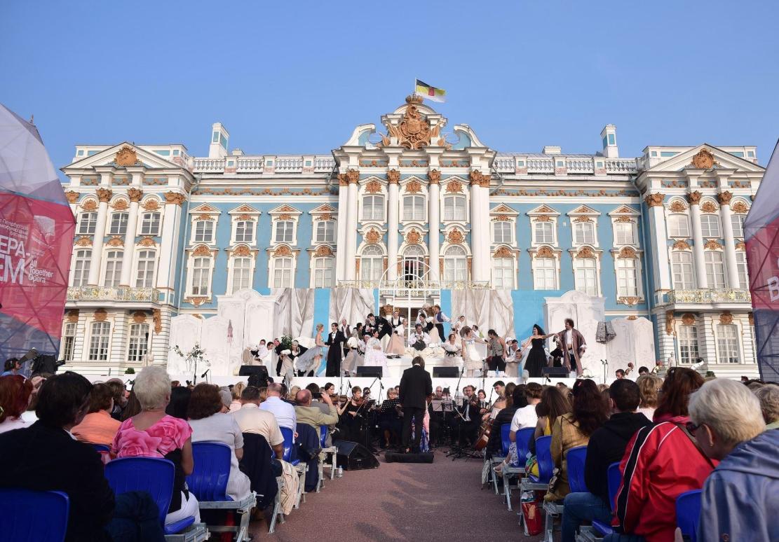 VII Санкт-Петербургский Фестиваль «Опера— всем»