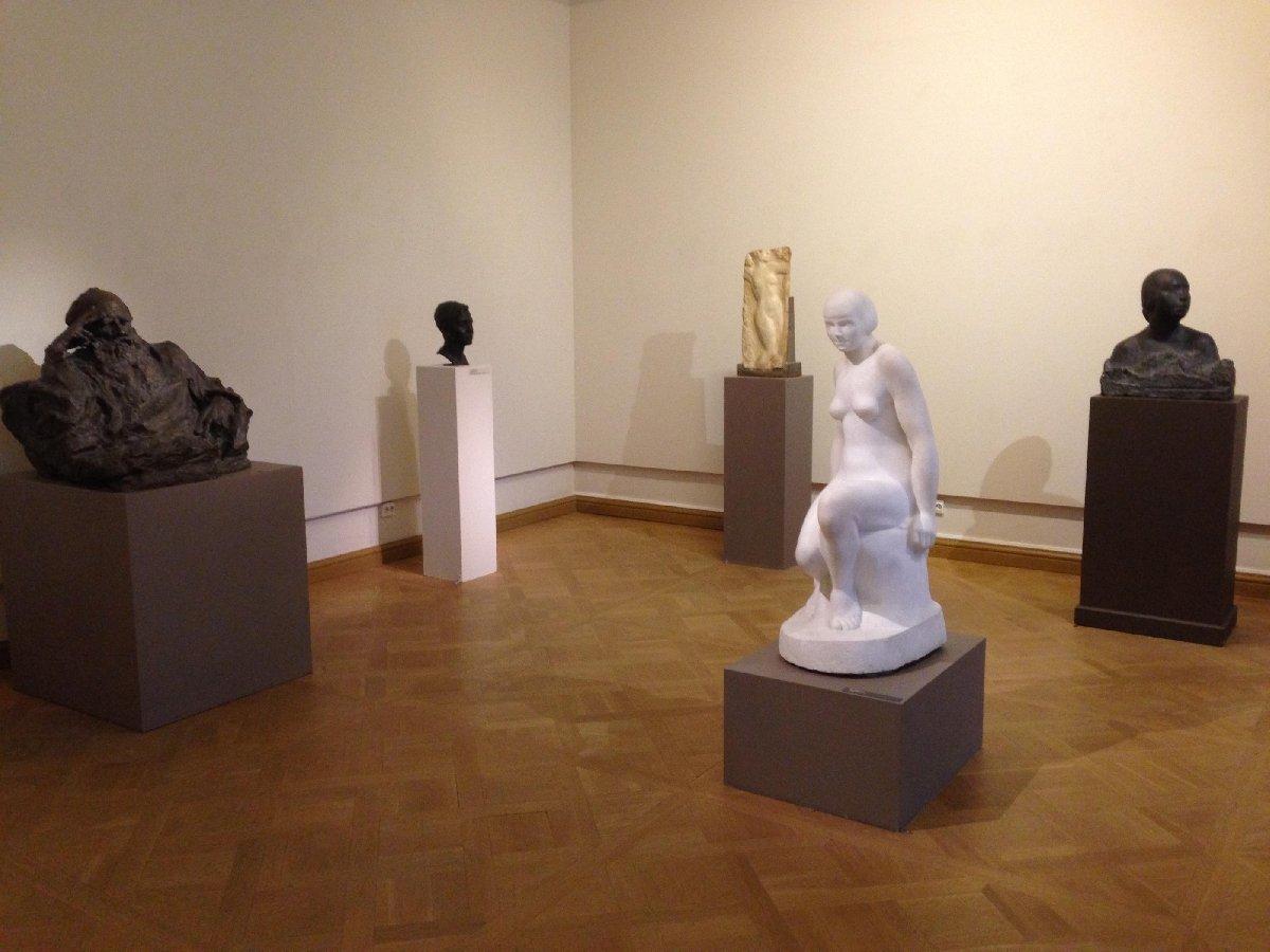 Выставка «Художники «Общества Русских скульпторов»