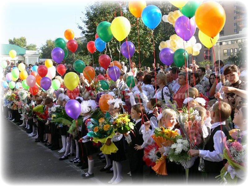 «Первоклассный праздник» вАндреевском саду 2016
