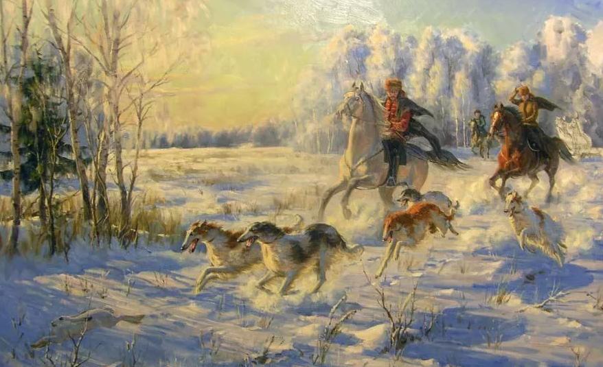 Выставка «Русская охота вXVIII— XIX веках. Забава ипромысел»