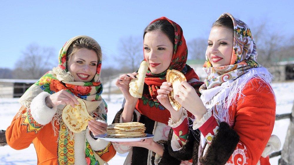 Масленица вСанкт-Петербурге 2017
