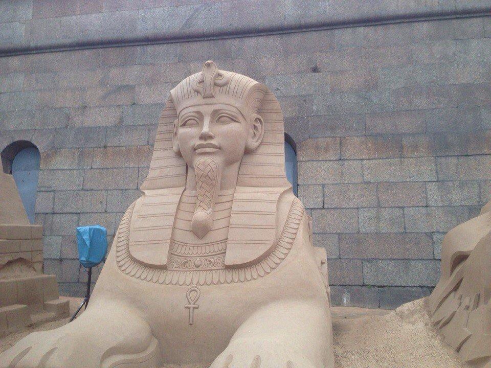 «Фестиваль песчаных скульптур» 2016