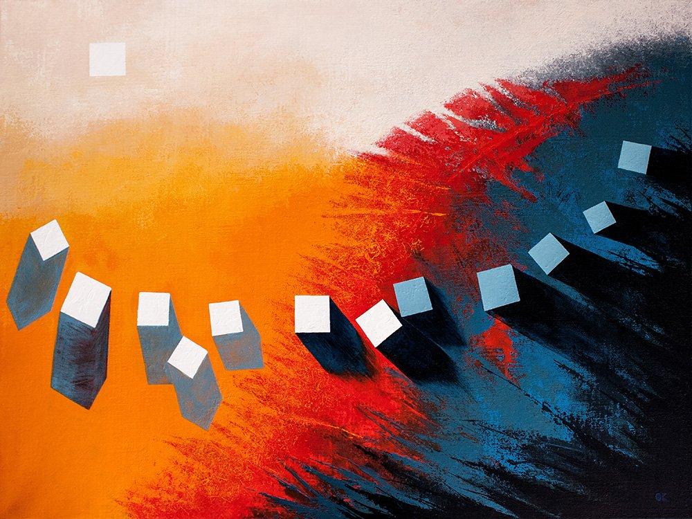 Выставка «I+I = III или I»