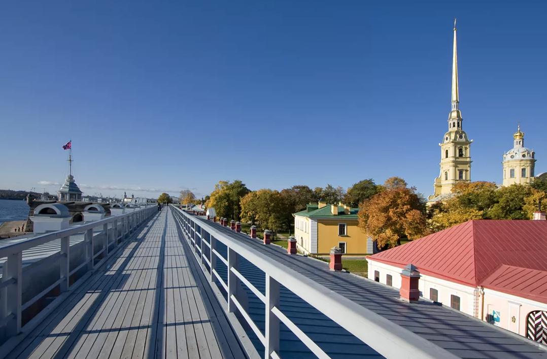 Обзорный маршрут «Невская панорама»