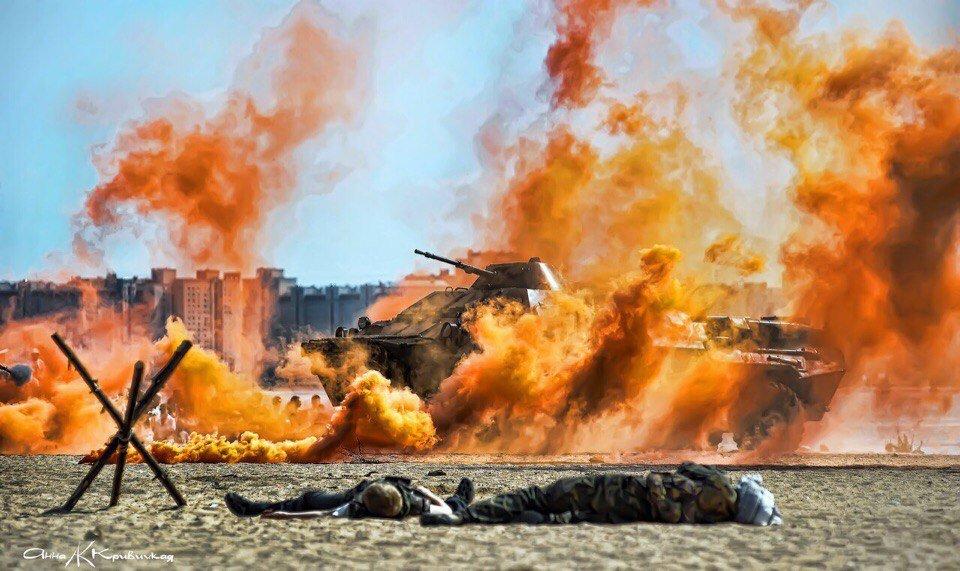 Военно-морской фестиваль для всей семьи напляже Финского залива 2017