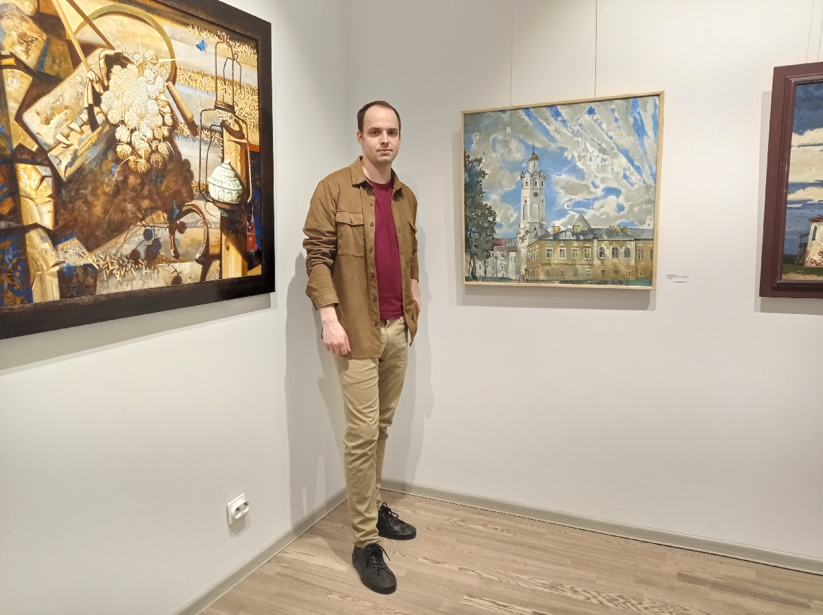 Выставка «Художники СПбГУ. Традиции иноваторство»