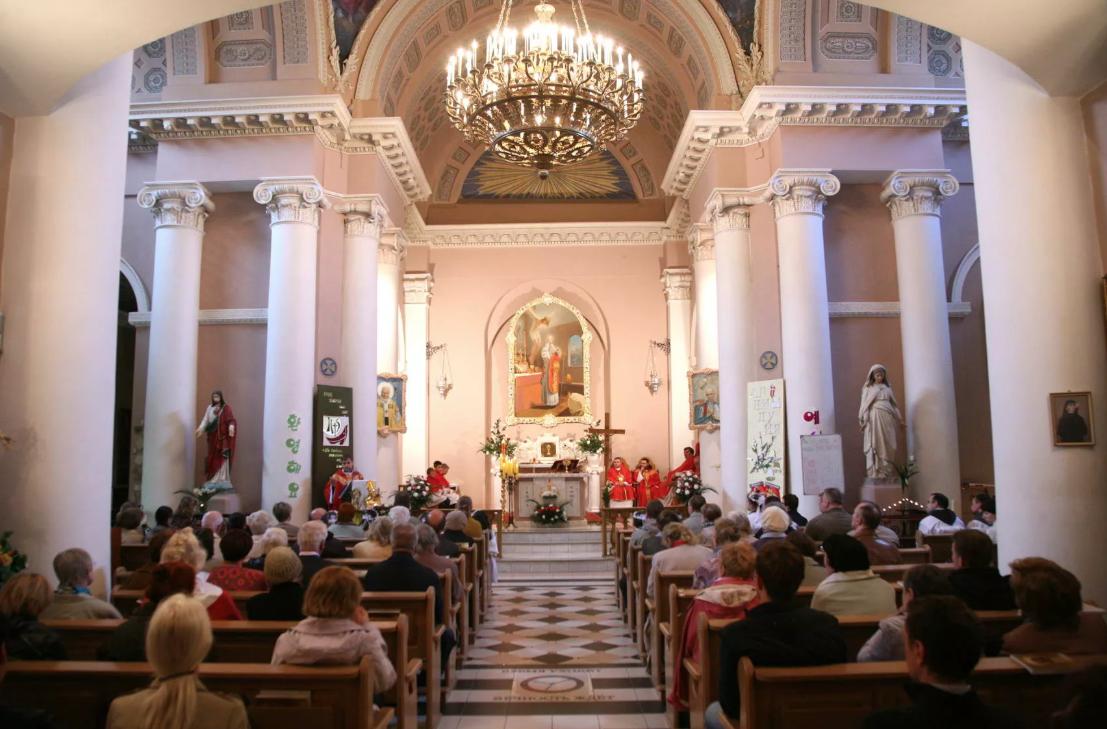 Органные концерты вхраме святого Станислава 2018