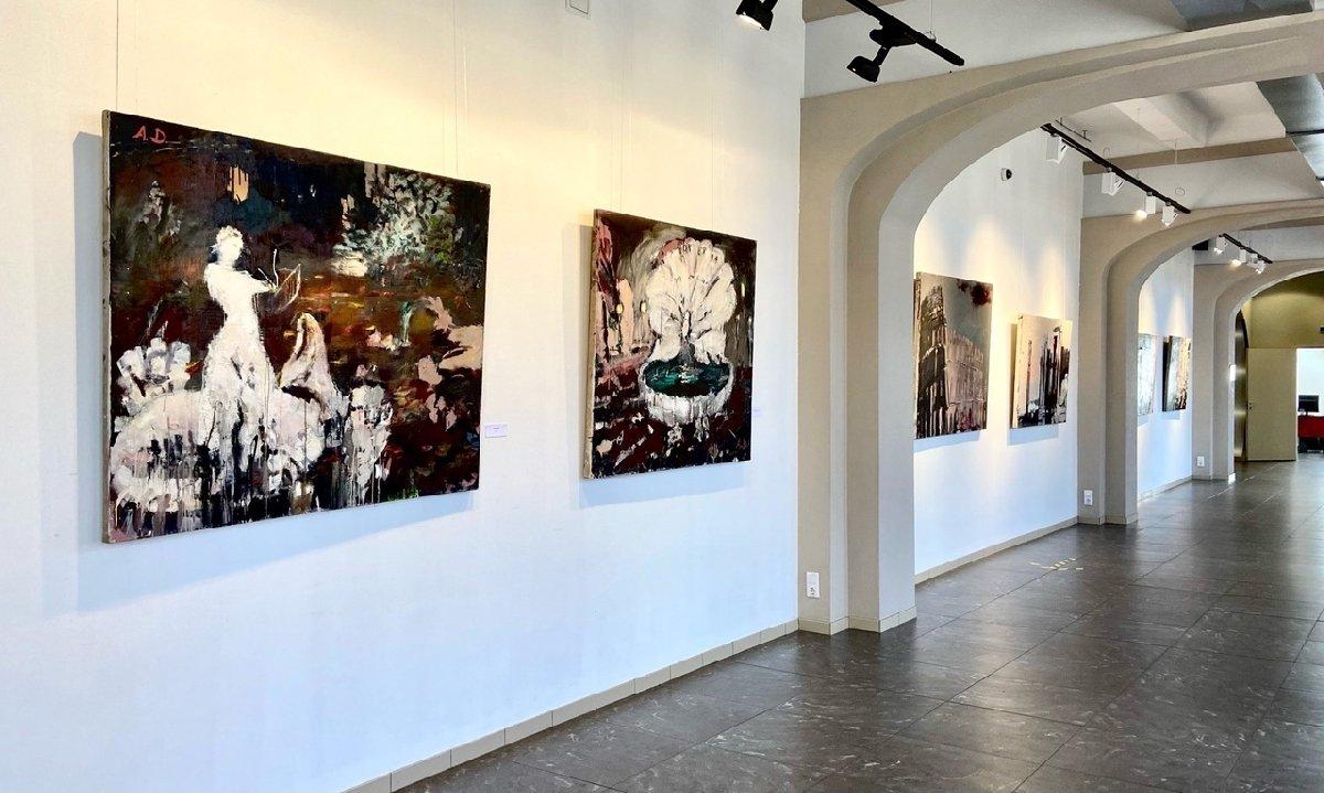 Выставка «VEDUTA»