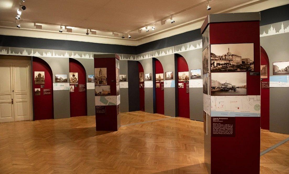 Выставка «Город, потерянный вовремени. Утраченные адреса Петербурга»