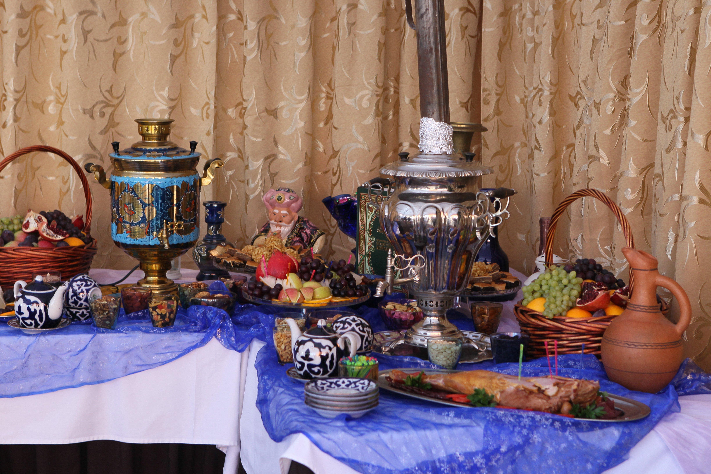 Санкт-Петербургский Фестиваль национальных кухонь 2016