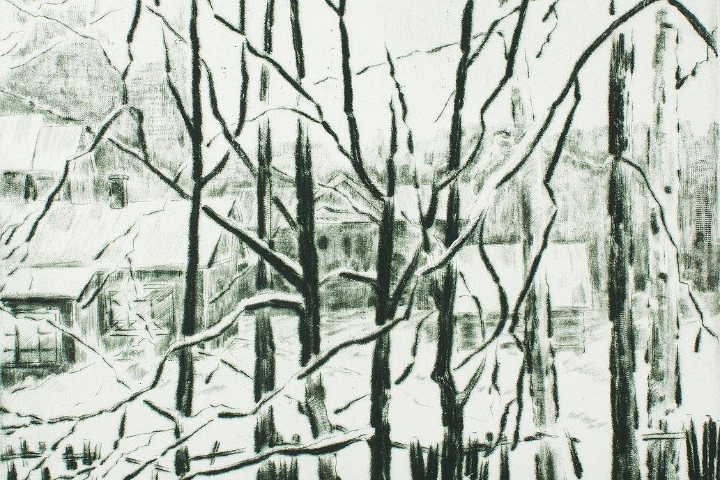 Выставка «Тонкий воздух, свежий ветер»