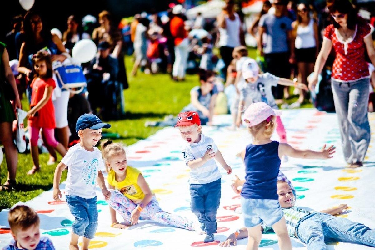 Фестиваль для детей иих родителей «Metro Family Day» 2017