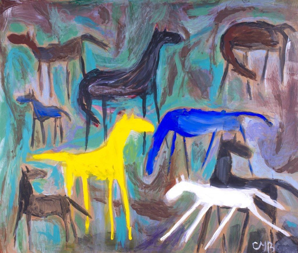 Выставка «Звёздный дождь над Калахари»