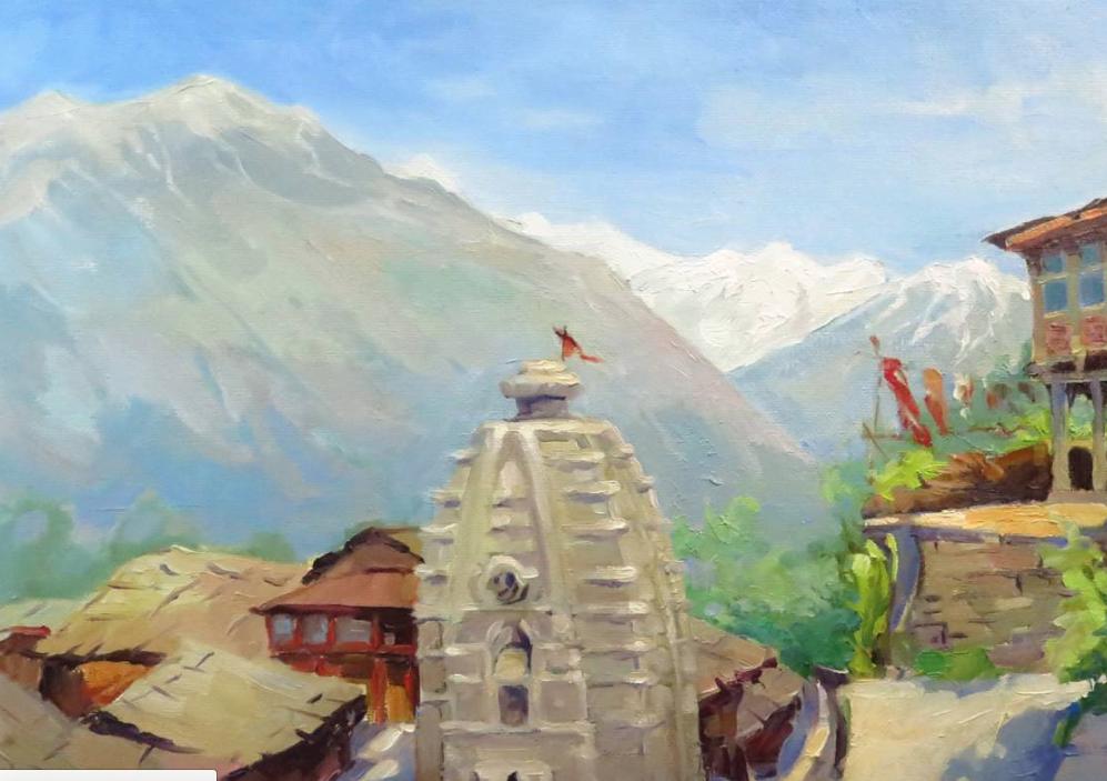 Выставка «Храмы Духа. Индия-Россия»