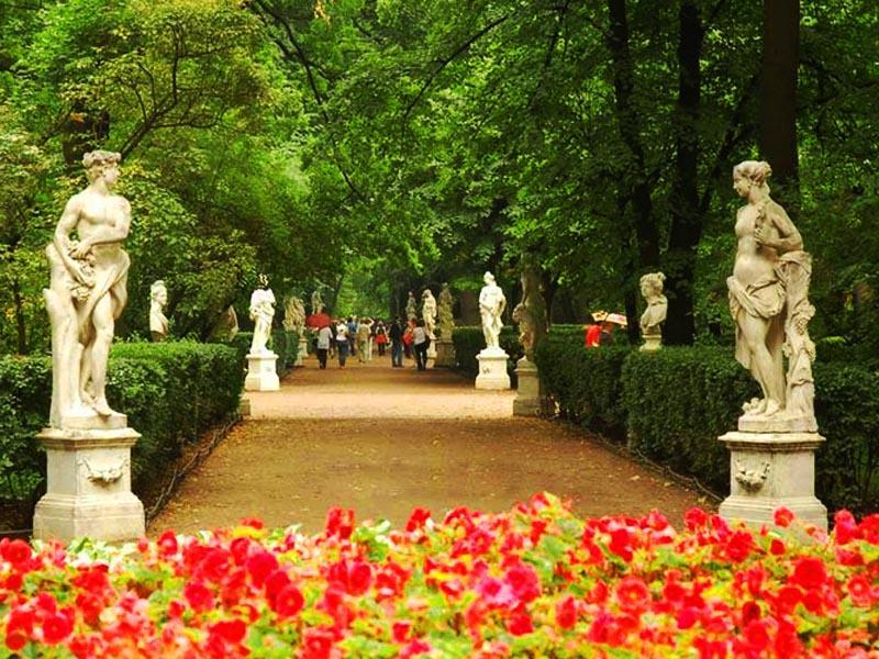 Летний Сад Петра I